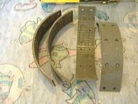 Vw Super Beetle Front Brake Pad Linings Texter 2424 - 45 71 - 79 Yr.