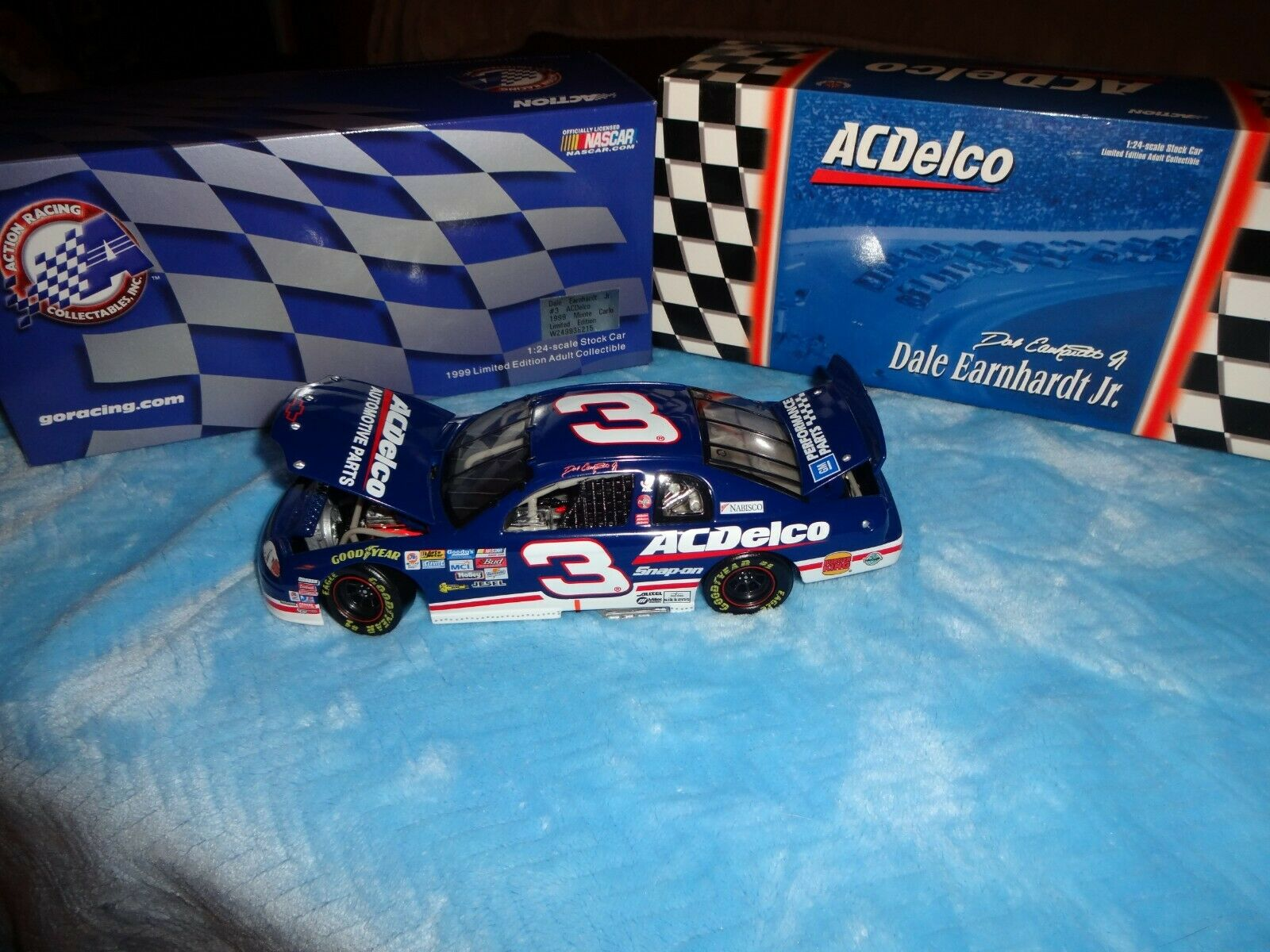 Dale Earnhardt Jr 1999  AC Delco Action Monte Carlo