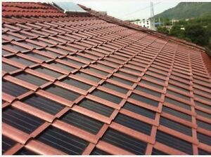 Image is loading Solar-Roof-Tiles
