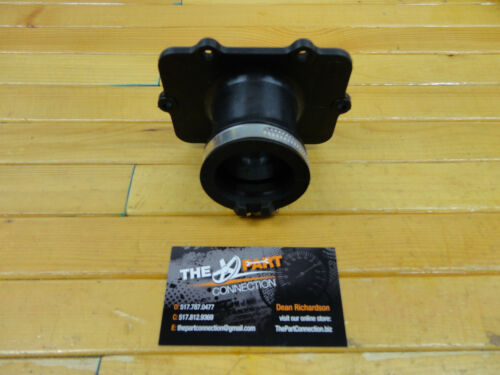 SPI CARBURETOR FLANGE//SOCKET CARB BOOT SKI DOO 550F REPLACES OEM #420867300 MXZ