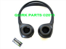 2011-2014 Ford Lincoln Mercury Headrest DVD Accessory Wireless Headphone OEM NEW