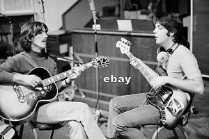 Image Is Loading PAUL McCARTNEY GEORGE HARRISON 1968 FENDER JAZZ BASS
