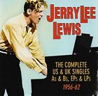 The Complete US & UK Singles As & Bs, EPs & LPs: 1956-62 by Jerry Lee Lewis (CD, Nov-2014, 2 Discs, Acrobat Music)
