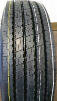 (1-tire) 215/75r17.5 Road Warrior 366 14pr Steel Radial Truck Tires 21575175