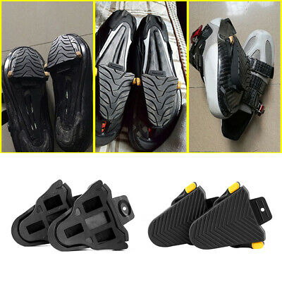 KF/_ For Shimano SPD Cleats MTB Bike Bicycle Pedal Multi Release Cleats Kits Si