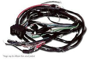 wiring harness for 1965 pontiac gto 1965 pontiac gto   lemans engine   front light wiring harness kit  engine   front light wiring harness kit