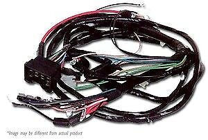 1965 PONTIAC GTO & LEMANS ENGINE & FRONT LIGHT WIRING HARNESS KIT