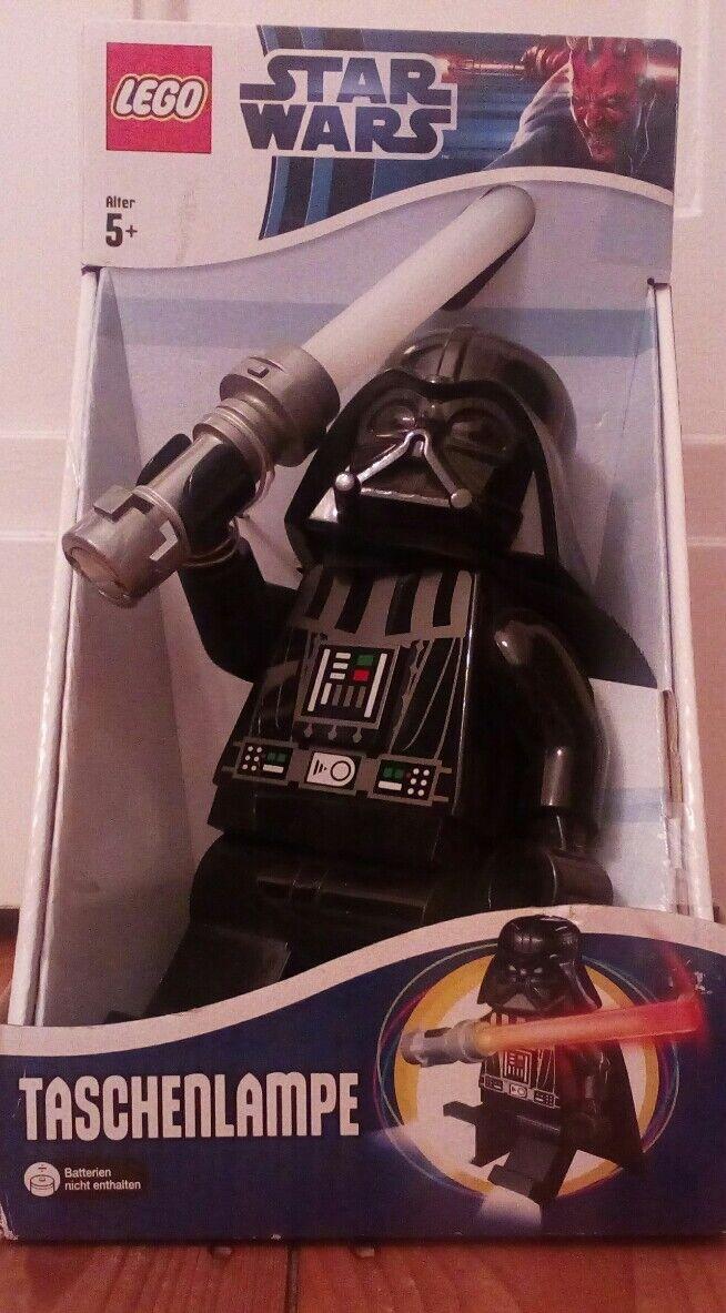 Star Wars LEGO Darth Vader Leuchte     Tischleuchte ca 30 cm Neuware 2276b1