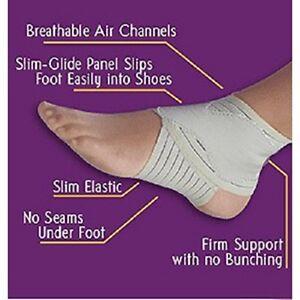 Damen-Knoechelstuetze-Eng-anliegende-Passform-innovativ-Sprunggelenkschiene