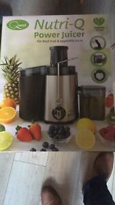 Nutri-Q-Power-Juicer-amazing-for-FRESH-FRUIT-and-VEGETABLE-JUICE