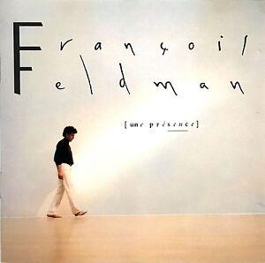 Francois-Feldman-CD-Une-Presence-France-EX-EX
