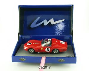 Le Mans Miniatures Ferrari 330 TRI Le Mans Winner 1 32 Slot Car 132072M