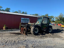 2007 Ingersoll Rand Vr518 4x4 5000lb 18ft Telescopic Forklift Only 3400hrs Clean