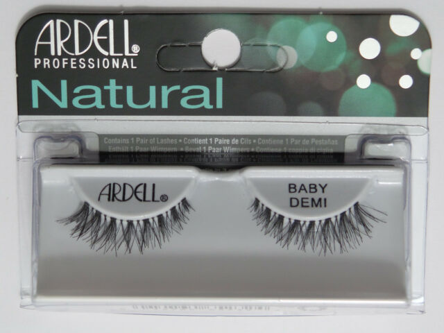 695ec02e78b () Ardell Natural Lashes #120 Demi False Eyelashes Wispies Authentic for  sale online | eBay