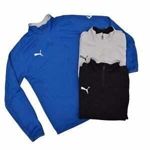 Puma 1/2 Zip Trainings Jacket Herren Shirt Trainingsjacke Sport Freizeit Fitness