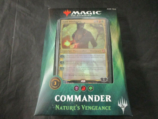 Magic 1x  Subjective Reality 2018 Commander New Sealed Product The Gathering