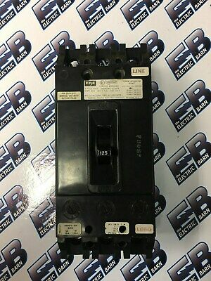 FPE NEF 90 Amp 480 Volt  2 Pole Circuit Breaker Recon w// Test Report WARRANTY