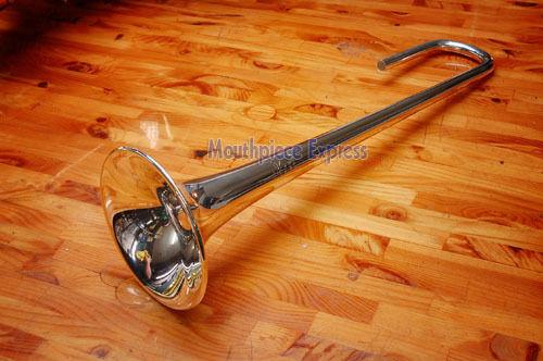 Genuine Bach Stradivarius Bb Trumpet Bell 38, Raw Brass NEW