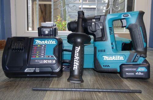 Makita HR140DSMJ Akku Bohrhammer 10,8V; SDS-Plus 2x Akku 4,0Ah Lader HR140D