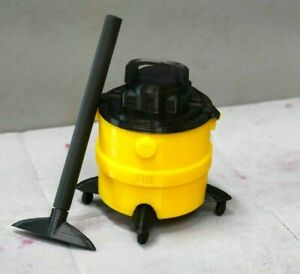 RC-1-10-Scale-SHOP-VAC-Yellow-Garage-Rock-Crawler-Doll-House-Accessories-USA