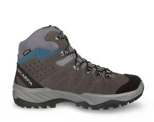 5adcbec1a5d Details about Scarpa Mistral GTX 30026/200 Smoke/Lake Gore-Tex Vibram  Energy II Hiking Boots