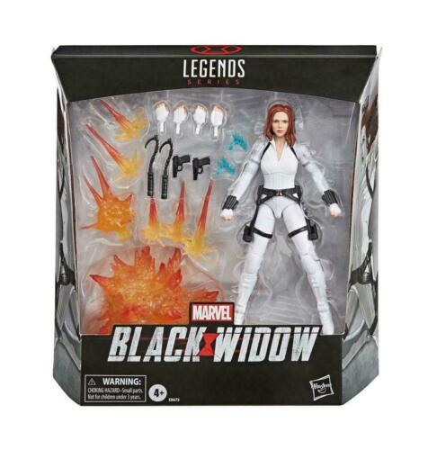 Marvel leggende Serie Deluxe Black Widow 6 pollici ACTION FIGURE FILM MOVIE