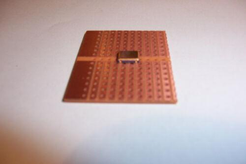 125 MHz Oscilador de Cristal 3.3 V SMD 7X5mm 4pin cantidad 1 Nuevo
