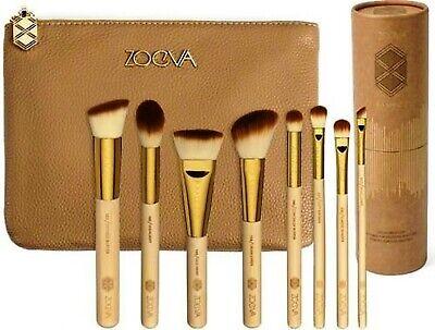 zoeva bamboo luxury set vol 2 makeup brushes 255113  ebay