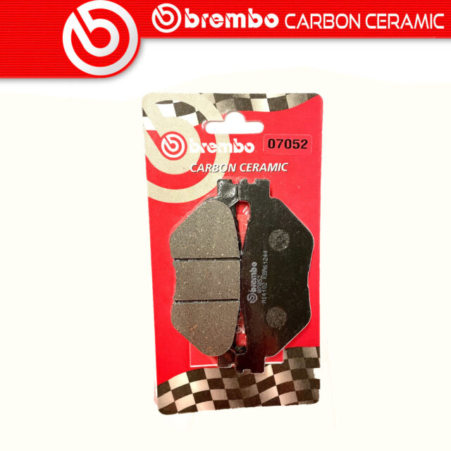 Brake Pads BREMBO Carbon Ceramic Rear for Yamaha Tmax 530 SX ABS 18>