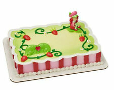 Strawberry Shortcake figurine cake decoration Decoset cake topper set toys