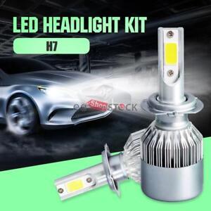 H7-Ampoules-Phares-LED-2pcs-Voiture-Lampe-Ampoule-COB-Auto-Eclairage-72W-6500K