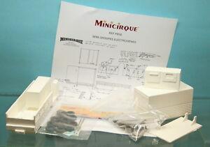 Minicirque - Cirque Pinder Kit A Construire Semi Groupe Ref: Pe02