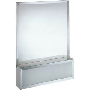 36 x 30 mirror for bathroom bathroom mirror medicine cabinet w cosmetic box 24 quot 30 quot 36 24765
