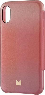 low priced ad093 3e3ff Modal - Dual-Layer Case for Apple® iPhone® X - Pink Glitter NEW  600603221088   eBay