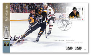 Mario-Lemieux-2017-Canada-Post-Pittsburgh-Penguins-First-Day-Cover-Stamp