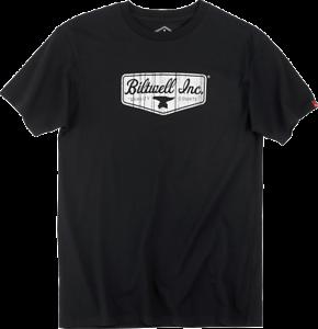 BILTWELL Shield T-Shirt Size XXL Black