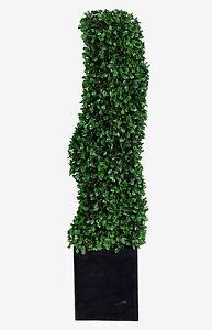 buchsbaum skulptur buchsbaums ule 88cm im topf ga kunstpflanzen k nstlcher. Black Bedroom Furniture Sets. Home Design Ideas