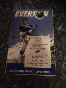EVERTON-V-BURNLEY-1961-62