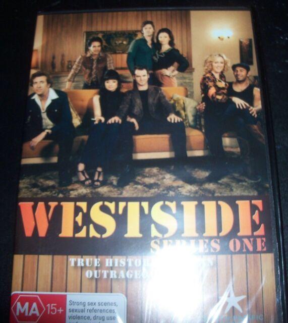 Westside / West Side series One 1 (Australia Region 4) DVD - NEW