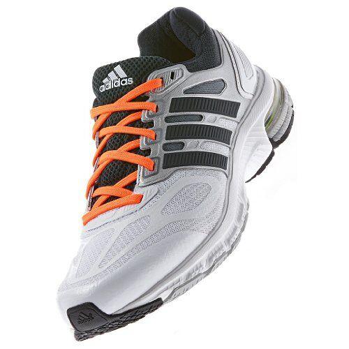 Neu in Box Damen Adidas Running Supernova Sequenz 6 W G97983 Weiß-Orange