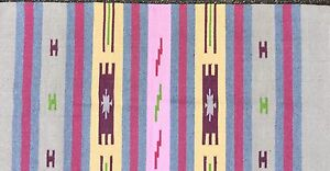 Collection Cotton Handwoven Dhurrie Rug
