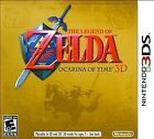 The Legend of Zelda: Ocarina of Time 3D (Nintendo 3DS, 2011)