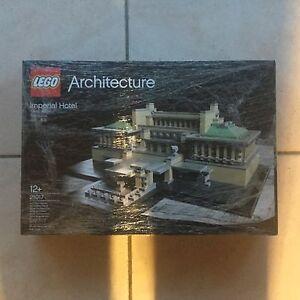 Lego Architecture 21017, Hotel Imperial, boite Neuve et Scellee