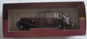 Rextoys N ° 36 H.m.   La Reine Rolls Royce Phantom Iv Echelle 1/43 Fabriqué En France