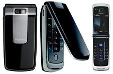 Original Nokia 6600 Fold Mobile Phone Black Unlocked Mobile Phone Free Shipping