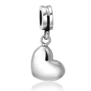 Heart-can-Open-Design-925-Sterling-Silver-European-Nice-Bead-Charm-For-Bracelet