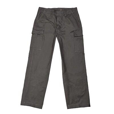 Willax German Army Trousers Moleskin Pants Field Pants Work Trousers, Original