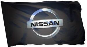 Nissan 3x5 ft Flag Banner Japanese Motorsport Car Racing JDM