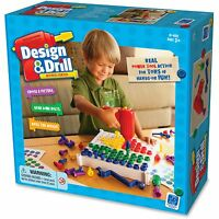 Educational Insights Design and Drill Activity Center EI-4112 ages 4  1 ea - 086002041128 Toys on Sale
