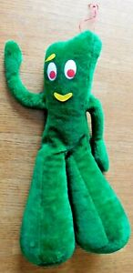 VINTAGE-GUMBY-20-INCH-PLUSH-TOY-DECENT-CONDITION